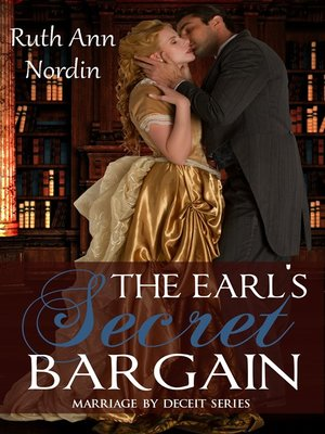 cover image of The Earl's Secret Bargain