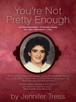 cover image of You're Not Pretty Enough
