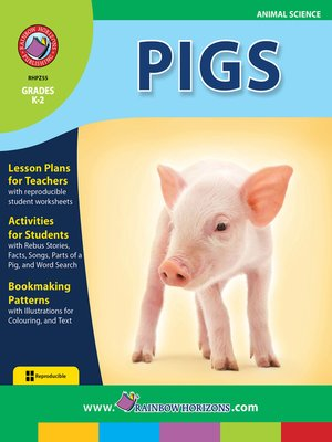 cover image of Pigs