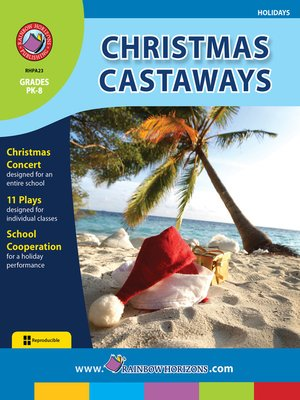 cover image of Christmas Castaways