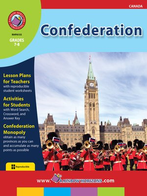 cover image of Confederation