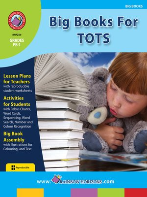 cover image of Big Books for Tots