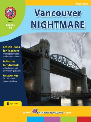 cover image of Vancouver Nightmare