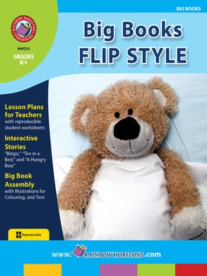 cover image of Big Books: Flip Style