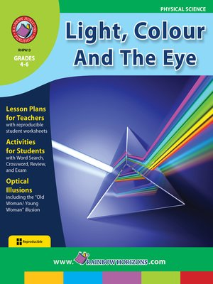 cover image of Light, Colour and the Eye