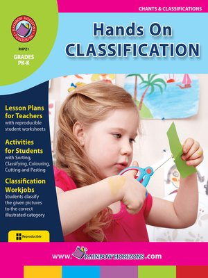 cover image of Hands on Classification