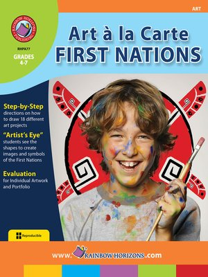 cover image of Art a la Carte: First Nations