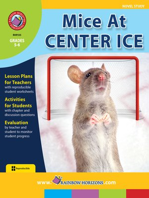 cover image of Mice at Center Ice