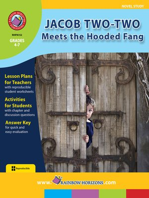 cover image of Jacob Two-Two Meets the Hooded Fang