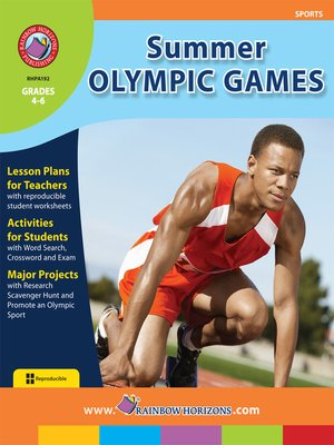 cover image of Summer Olympic Games