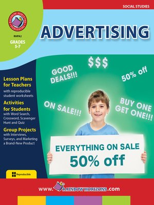 cover image of Advertising