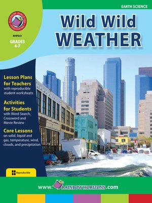 cover image of Wild Wild Weather