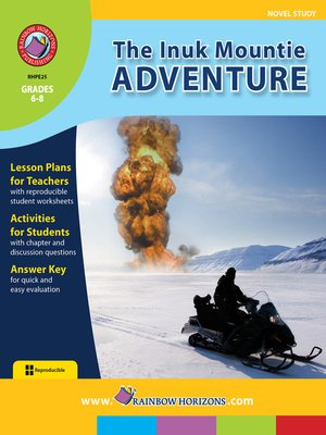 cover image of The Inuk Mountie Adventure