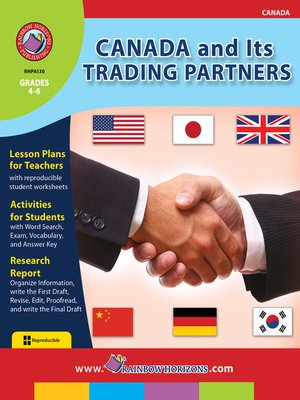 cover image of Canada and Its Trading Partners