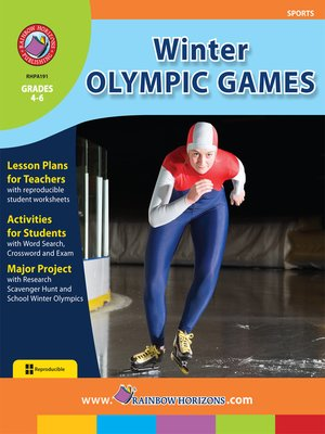 cover image of Winter Olympic Games