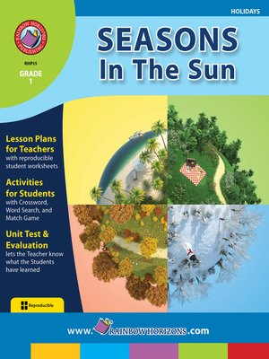 cover image of Seasons in the Sun