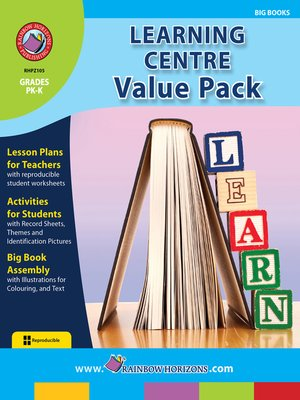 cover image of Learning Centre Value Pack