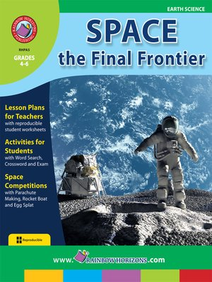 cover image of Space: The Final Frontier