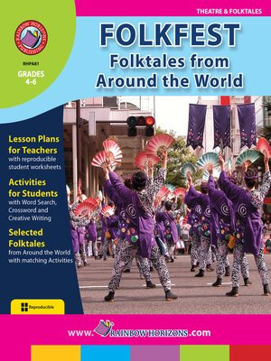 cover image of Folkfest: Folktales from Around the World
