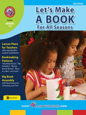 cover image of Let's Make a Book for All Seasons