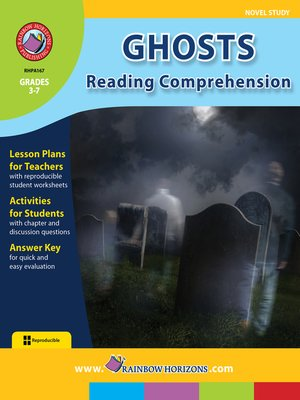 cover image of Ghosts: Reading Comprehension