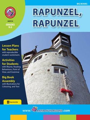 cover image of Big Book: Rapunzel, Rapunzel