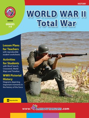 cover image of World War II: Total War