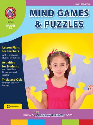 cover image of Mind Games & Puzzles