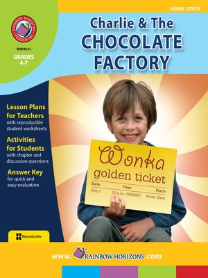 cover image of Charlie & the Chocolate Factory