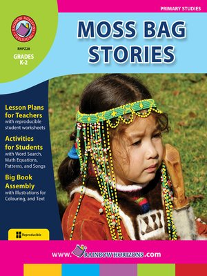 cover image of Moss Bag Stories