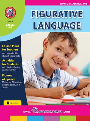 cover image of Figurative Language