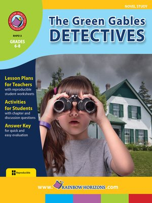 cover image of The Green Gables Detectives