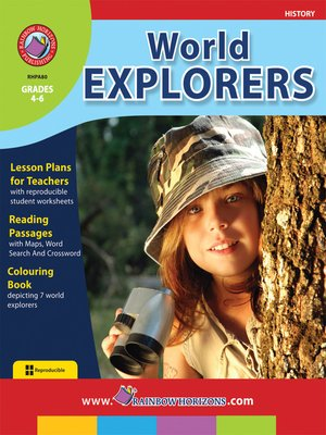 cover image of World Explorers