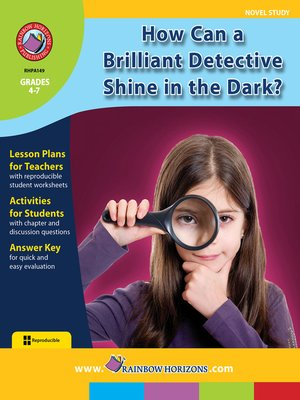cover image of How Can a Brilliant Detective Shine in the Dark?