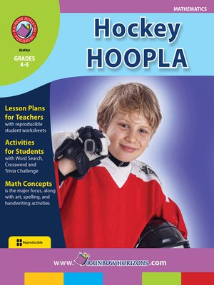 cover image of Hockey Hoopla