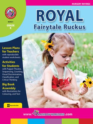 cover image of Royal Fairytale Ruckus
