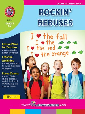 cover image of Rockin' Rebuses