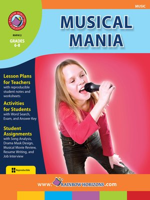 cover image of Musical Mania