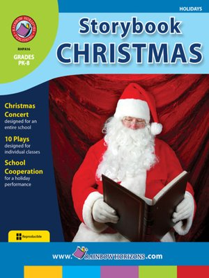 cover image of Storybook Christmas
