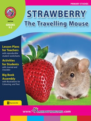 cover image of Strawberry, the Travelling Mouse