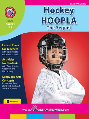 cover image of Hockey Hoopla: The Sequel