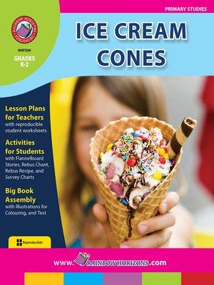 cover image of Ice Cream Cones
