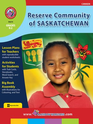 cover image of Reserve Community of Saskatchewan