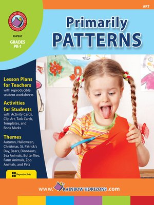cover image of Primarily Patterns