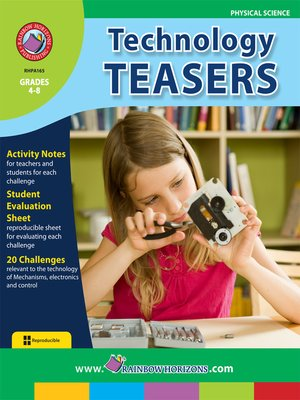 cover image of Technology Teasers