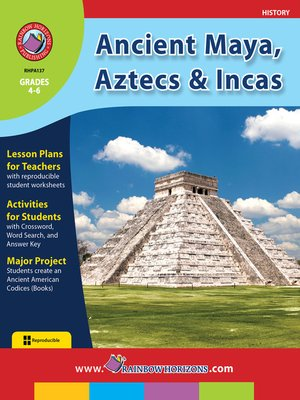 cover image of Ancient Maya, Aztecs & Incas