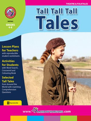 cover image of Tall Tall Tall Tales
