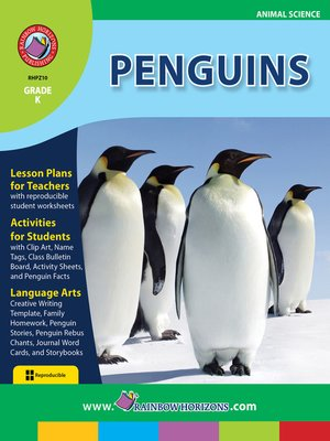 cover image of Penguins