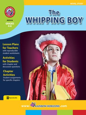 cover image of The Whipping Boy