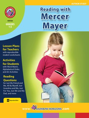 cover image of Reading with Mercer Mayer